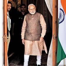 modi dress namo politics of the modi swag is fashionably sensible indian