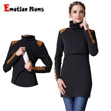 cheap maternity clothes emotion turtleneck maternity clothes nursing