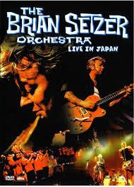 the brian setzer orchestra live in japan dvd dutchcharts nl