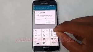 sim card locked android android lollipop how to enable or disable lock sim card on