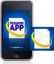 Resume Apps Vurgood Apps