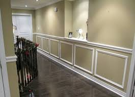 Chair Rail Ideas For Dining Room Best 25 Chair Rail Molding Ideas On Pinterest Crown Molding In