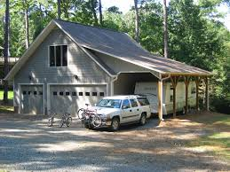 exterior design traditional garage design with gable roof and