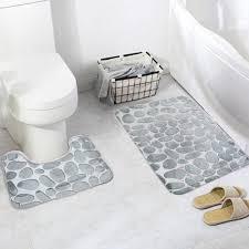Bathroom Rug Online Get Cheap Bathroom Rug Set Aliexpress Com Alibaba Group