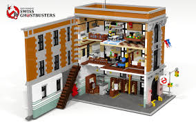 swiss ghostbusters who you gonna call full playable lego