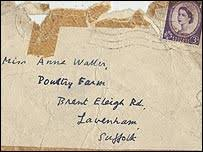 bbc news uk northern ireland cs lewis letter tells tales of