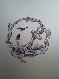 nautical tattoo idea this would be great a little bigger with a
