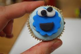 cookie monster baby shower cookie monster cupcakes for baby shower meg u0027s lovey cakes