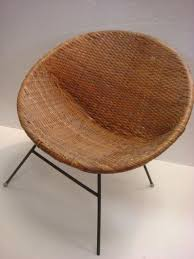 Modern Wicker Furniture by Image Of Vintage Round Wicker Chair Traditionalonly Info