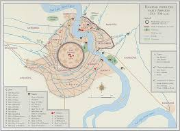 map of bagdad map of baghdad the ʿabbasid caliphate دراسات مشرقية