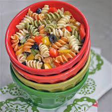 classic pasta salad deliciously declassified