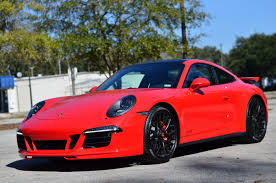 porsche red 2017 2015 911 gts coupe new aerokit cup porsche dealer in fl guards