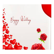 happy wedding wishes cards buy online happy wedding greeting card send india