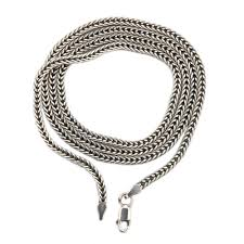 jewelry silver chain necklace images Beautifully made 925 sterling silver chain necklace for men jpg