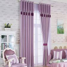 Thick Purple Curtains Aliexpress Buy Luxury Scotland Curtains For Living Room