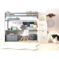 lit mezzanine avec bureau int r bureau ikea enfant bureaucrat writingtrue co
