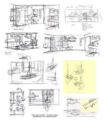house layout image s1e17b storyboard and layout drawings jpg the loud house