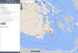 Clear Maps History Navigating The Map Ltsa Help