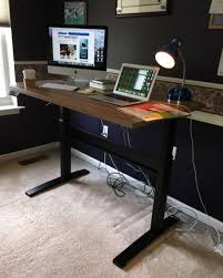 vertdesk v3 electric standing desk review