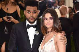 so this is why selena gomez and the weeknd up