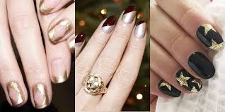 easy nail art glitter 21 glitter nail art designs sparkly ideas for chic glitter manicures