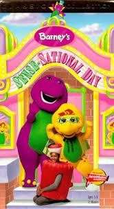 Barney Three Wishes Vhs 1989 by Barney Barneys Sense Sational Day Vhs 1997 Ebay