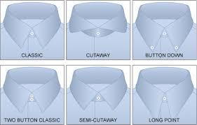 understanding the shirt collar