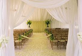 Wedding Tent Decorations Tent Wedding Ceremony Decorations Archives Weddings Romantique