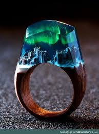 buy wood rings images Ring made from wood and epoxy resin stuff to buy pinterest jpg