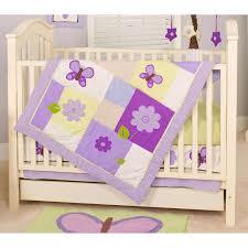 lavender butterfly purple piece crib bedding set picture ideas 14