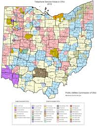 Map Of Southern Ohio by Utilities Overview Stark Development Board