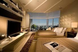 chambre avec vue élégant appartement avec vue sur la mer à miami vivons maison
