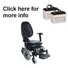 Drive Wheel Chair Replacement Batteries For All Drive Medical Power Wheelchairs