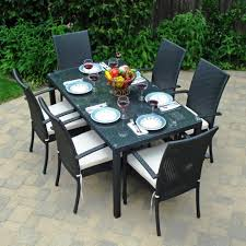 Patio Dining Table 15 Stylish Outdoor Dining Sets Rilane