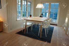 clean lines modern dining room danish scandinavian trendy clean lines interior
