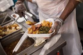 Soup Kitchens In New York by George Brown Photos Photos New York Soup Kitchen Serves Meals To