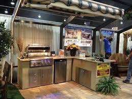 custom outdoor kitchen designs kitchen contemporary outdoor barbecue island custom outdoor