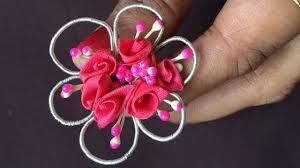 hair brooch design simple basic hair brooch tutorial 2016 being creative