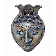 Vase Face 3d Tribal Face Vase U2013 Shopmyjamaica Com
