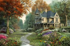 impressive beautiful landscapes for houses perfect ideas 2355