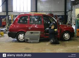 txii tx2 black cab taxi lti tx11 workshop garage repair engine