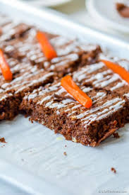 gluten free moist chocolate carrot cake recipe chefdehome com