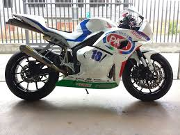 lower part version 2 bigger ten kate honda cbr 600 rr 09