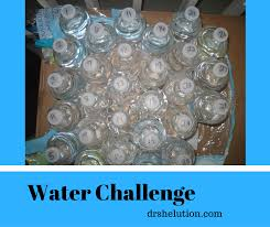 Water Challenge How To Do Water Challenge Dr Shelution