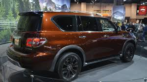 2017 nissan armada platinum interior 2017 nissan armada priced from 44 400