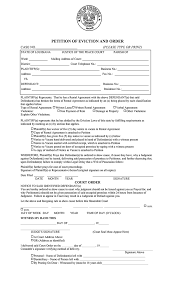 louisiana petition of eviction ez landlord forms