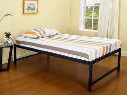 best 25 metal twin bed frame ideas on pinterest industrial beds