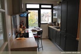 cuisine couloir cuisine parallle best cuisine houdan with cuisine parallle