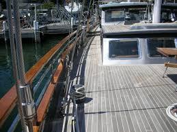 southern cloud new decks u0026 cockpit sydney harbour boat builders