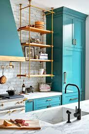 white kitchen cabinets with blue subway tile 15 fresh subway tile kitchen ideas stylish backsplash ideas
